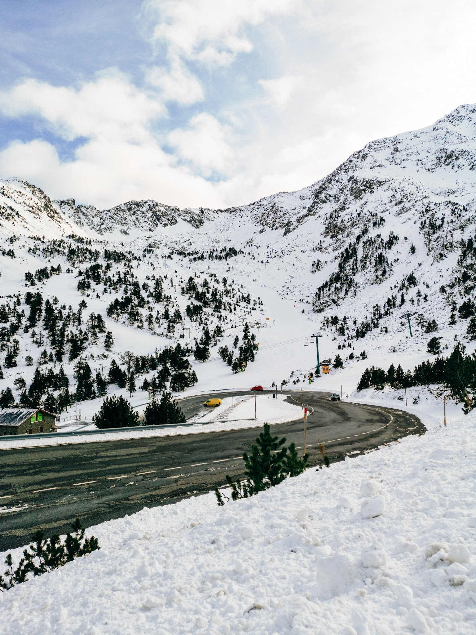Ordino Ski Resort