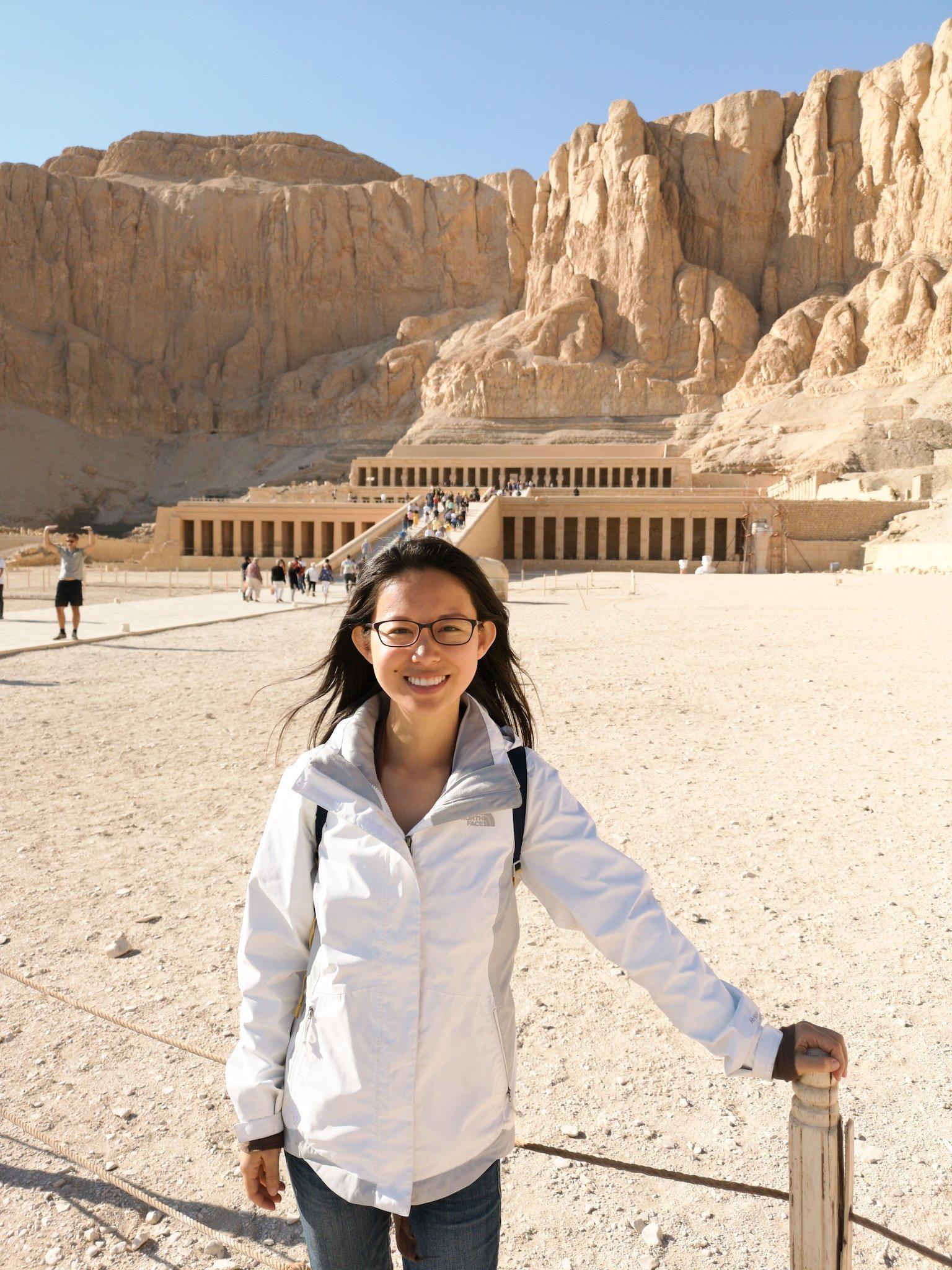 Queen Hepshupset Temple