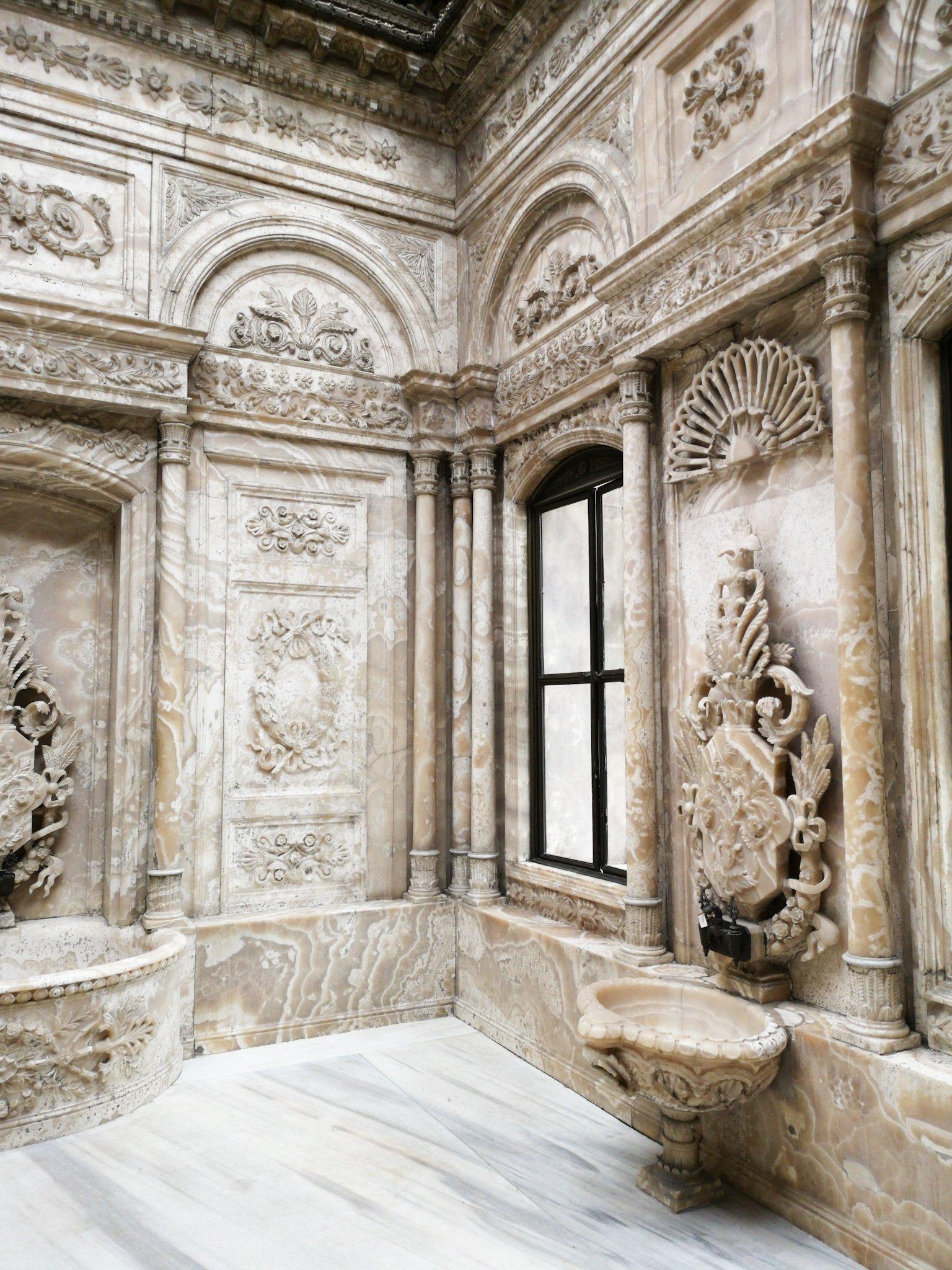 Dolmabahçe Palace Hamam