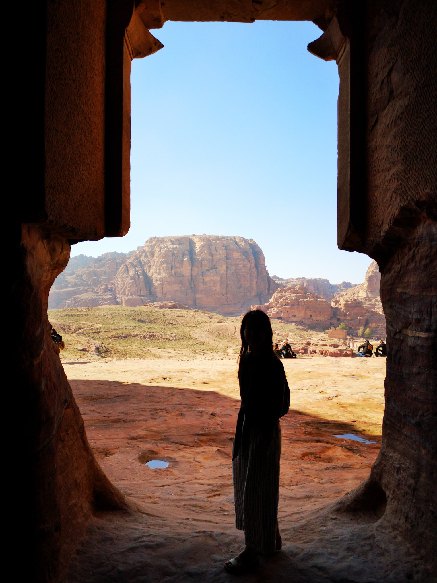 Petra Royal Tombs