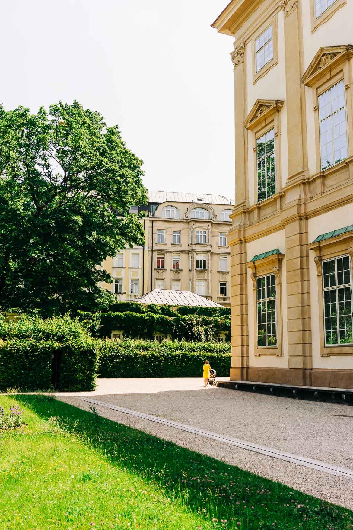 Lichtenstein Palace Park