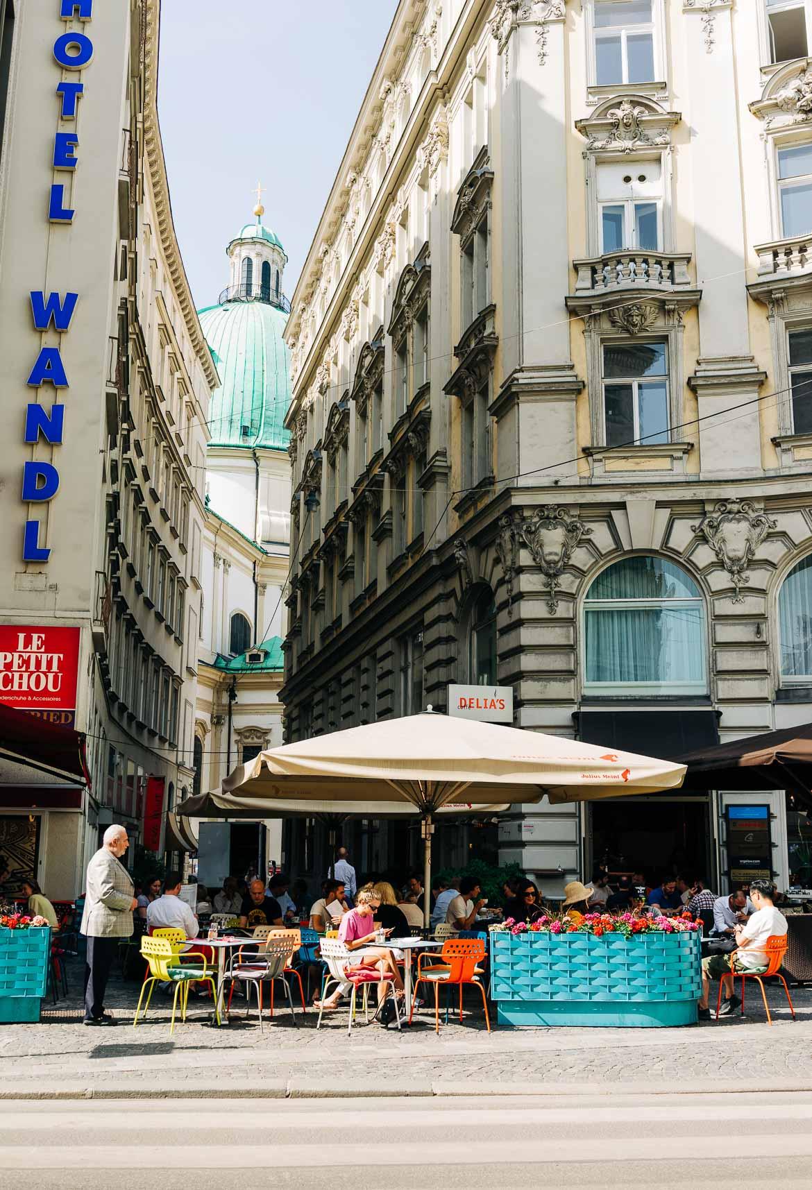 Vienna Cafe Culture