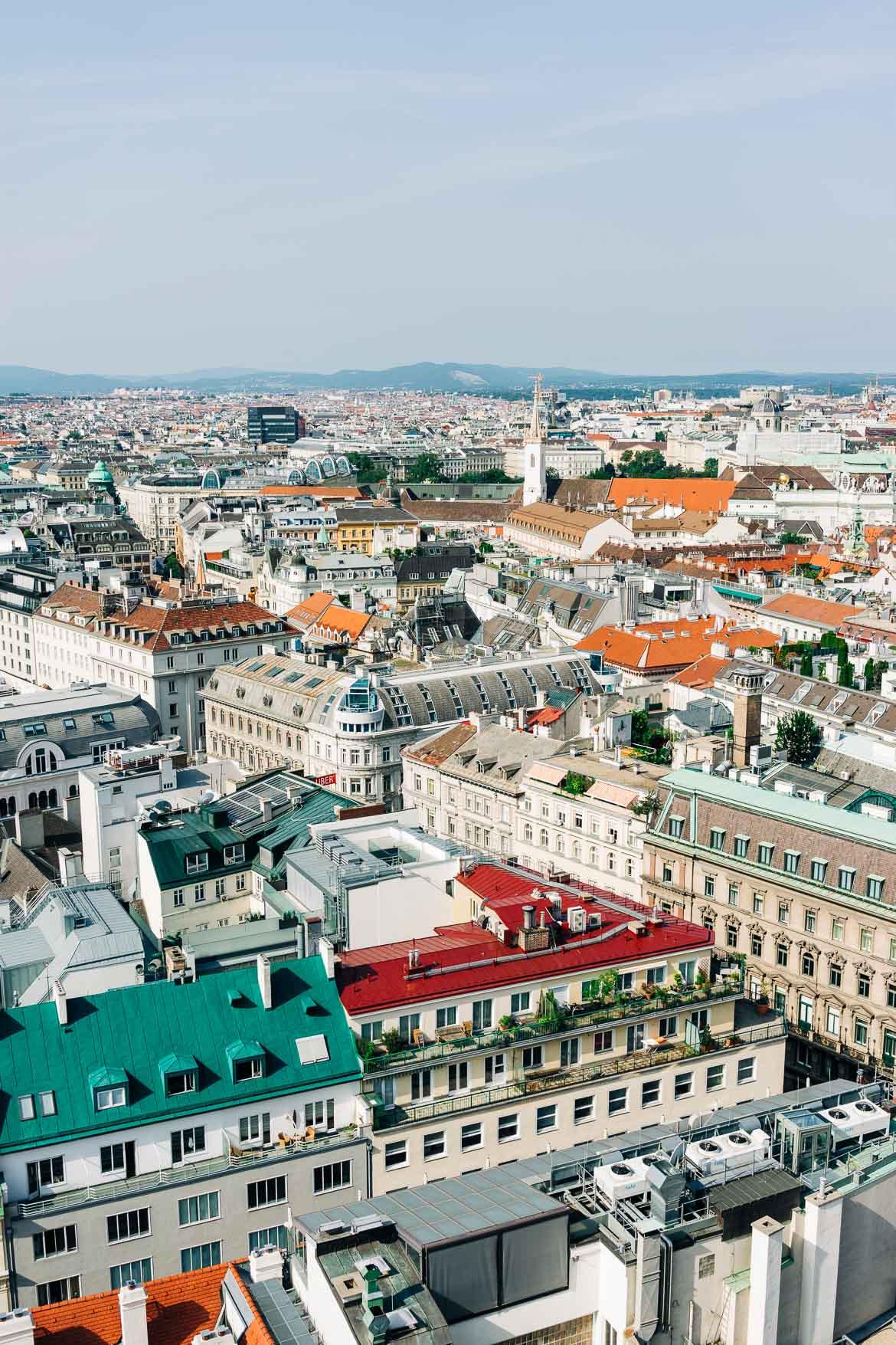 Best View of Vienna
