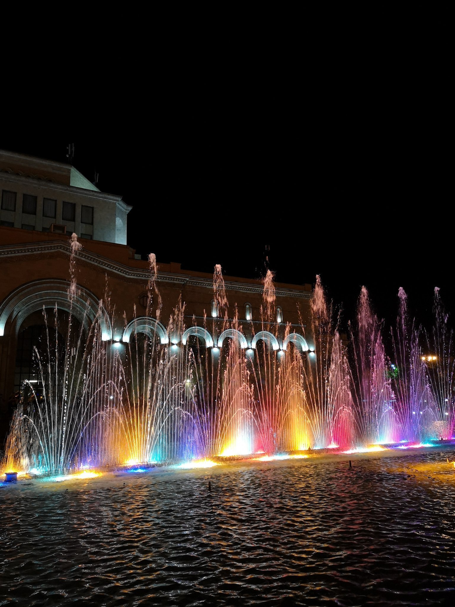 Republic Square Yerevan