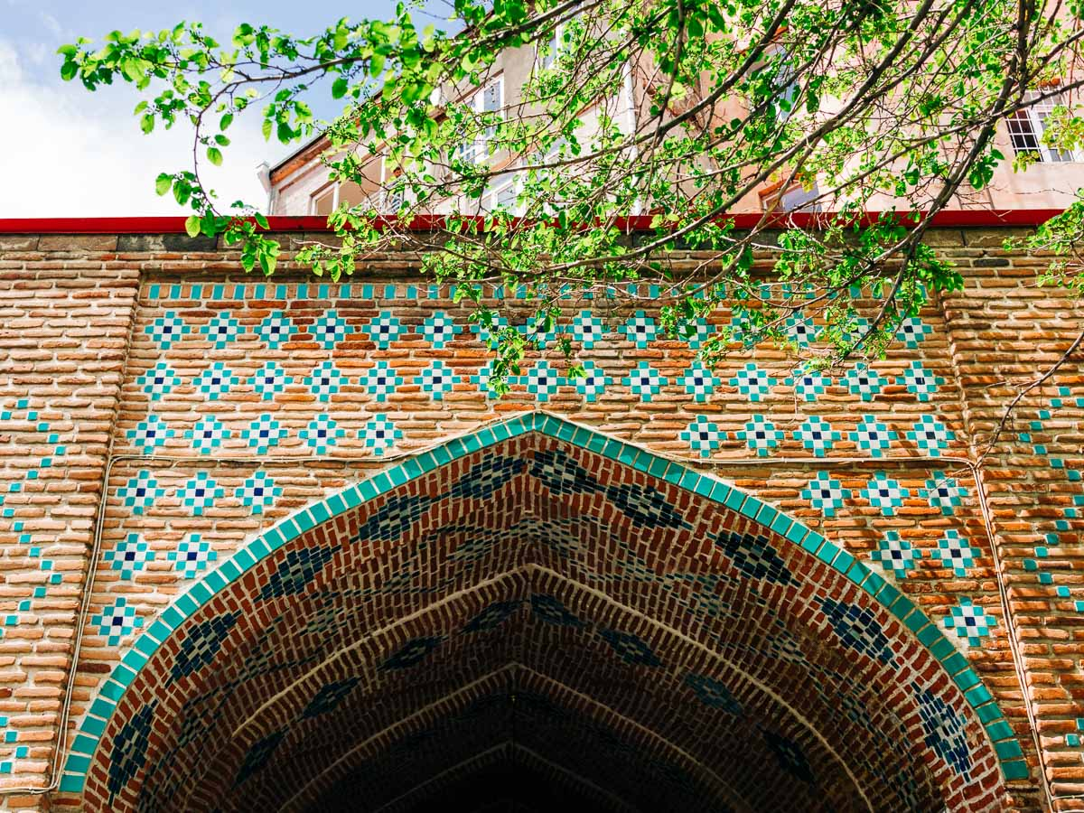 Yerevan Blue Mosque
