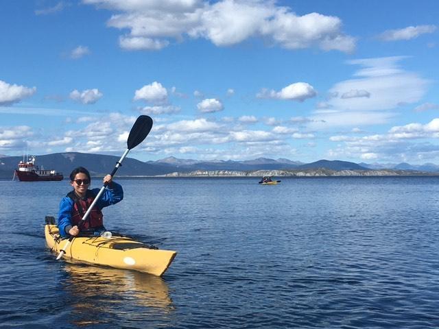 Explora Navarino Kayaking