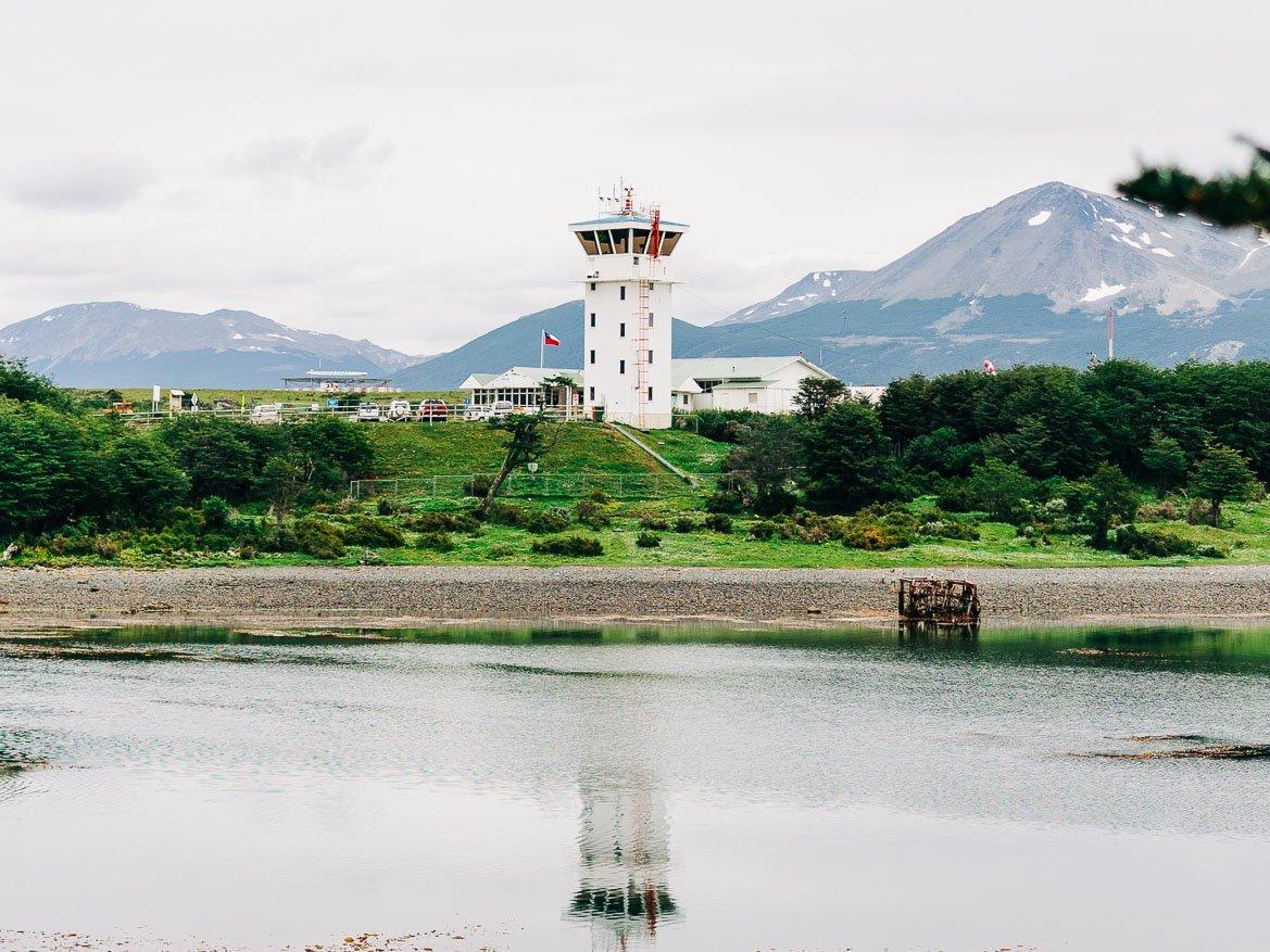 Puerto Williams Airport