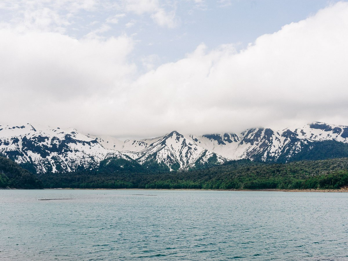 Sierra Nevada Volcano