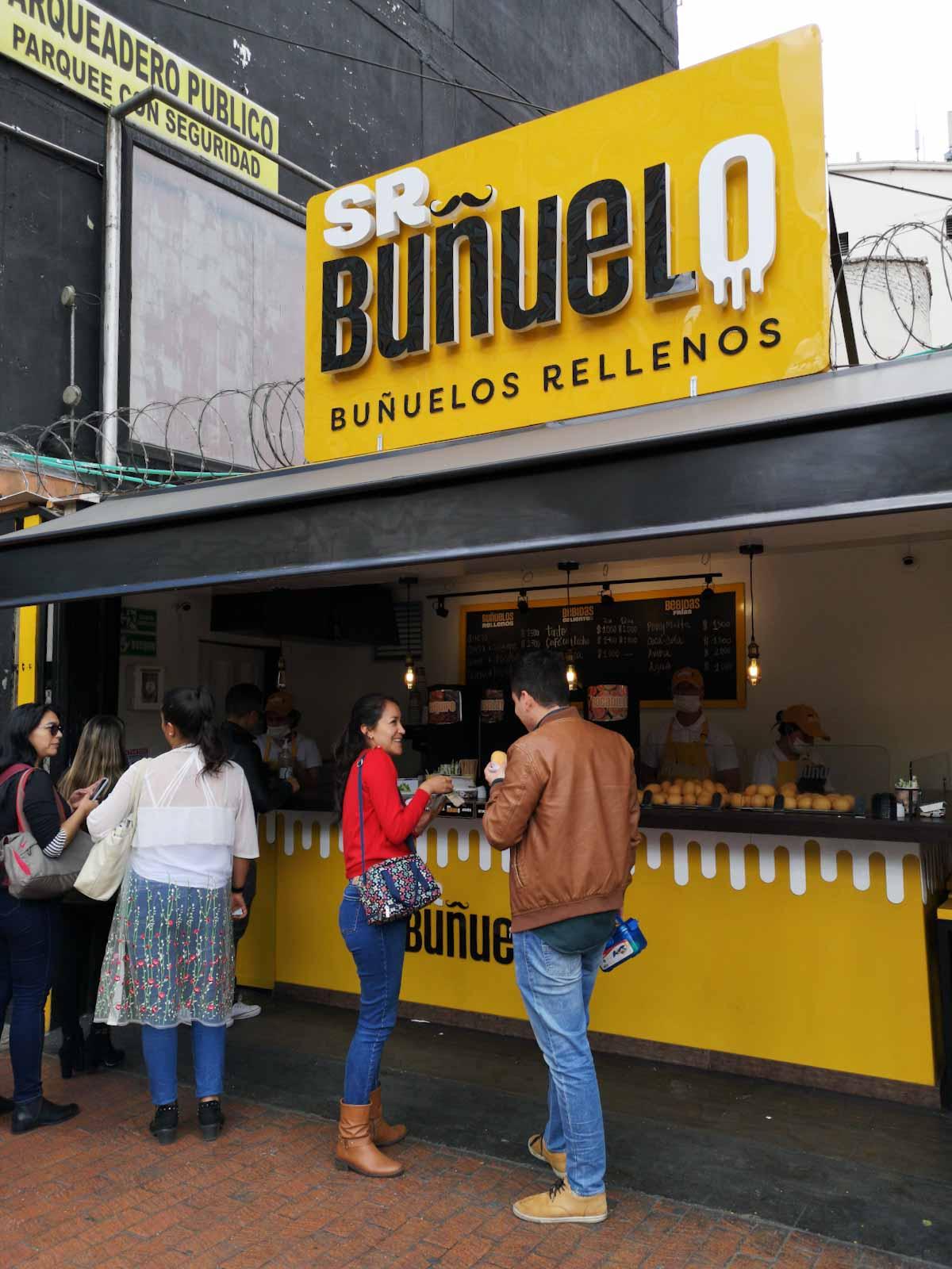 Bunuelo Bogota