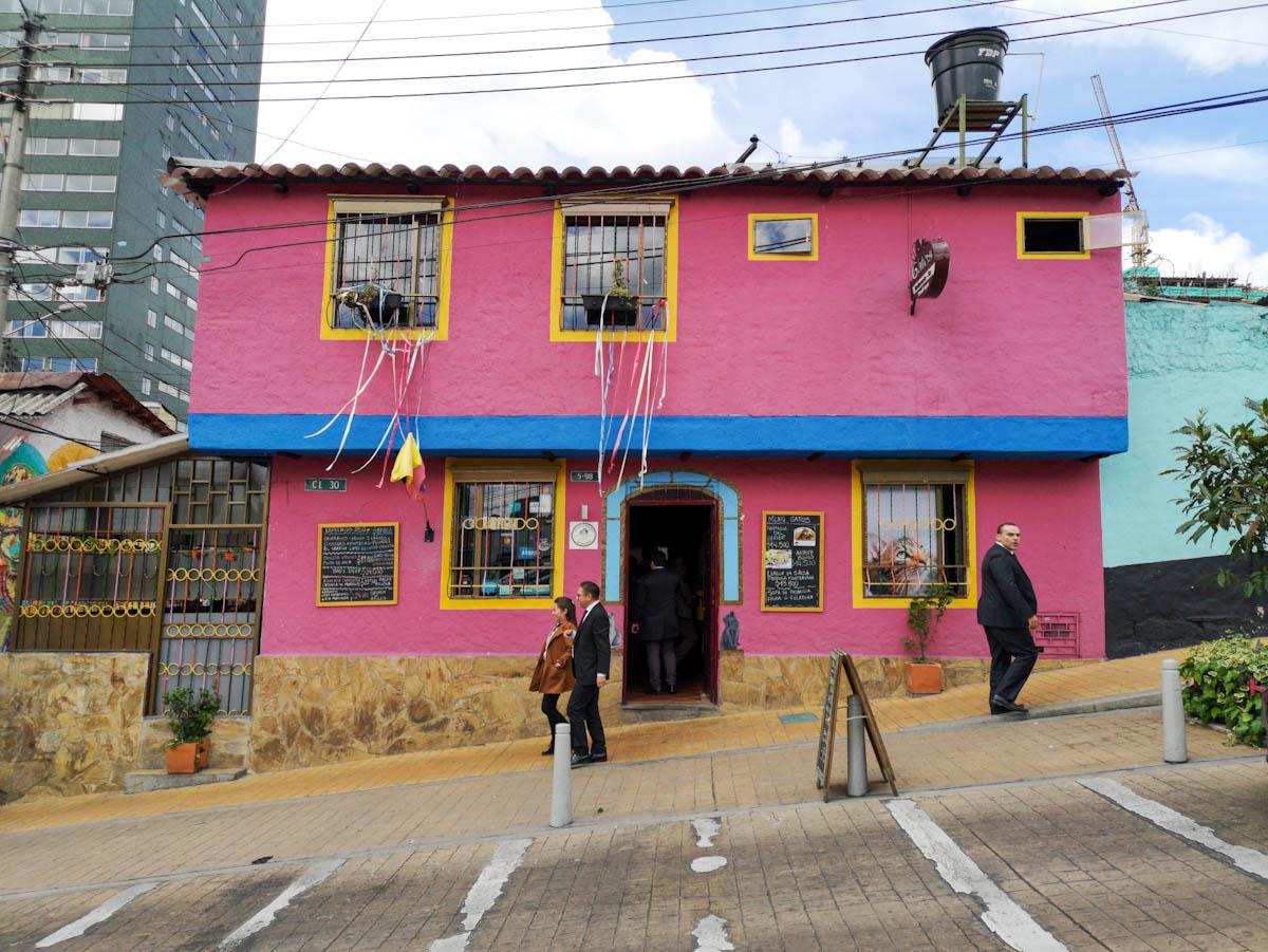 Zona Gastronomica Bogota
