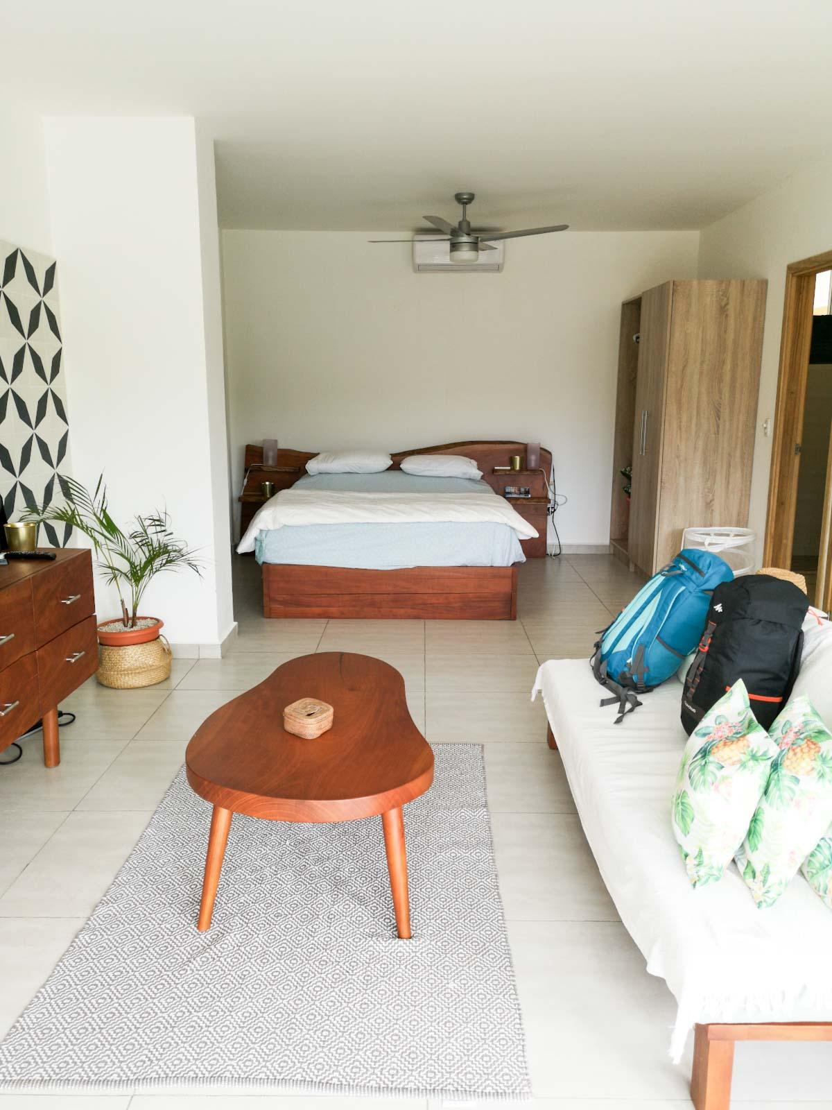 Airbnb in San Juan del Sur, Nicaragua