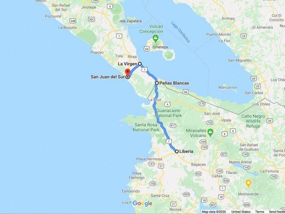Nicaragua Land Crossing-3