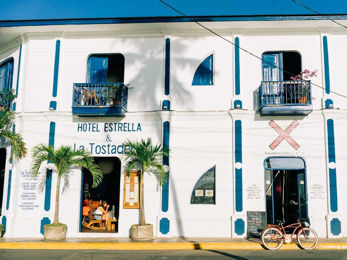 Hotel Estrella & La Tostaderia in San Juan del Sur