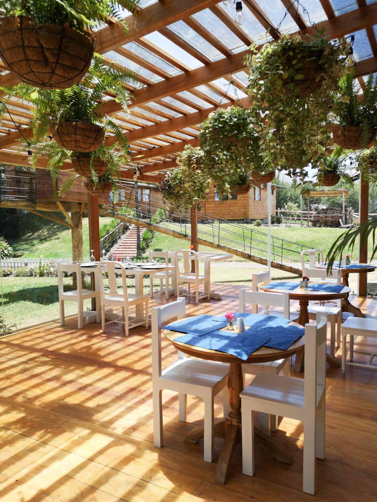 Hosteria Papagayo Restaurant