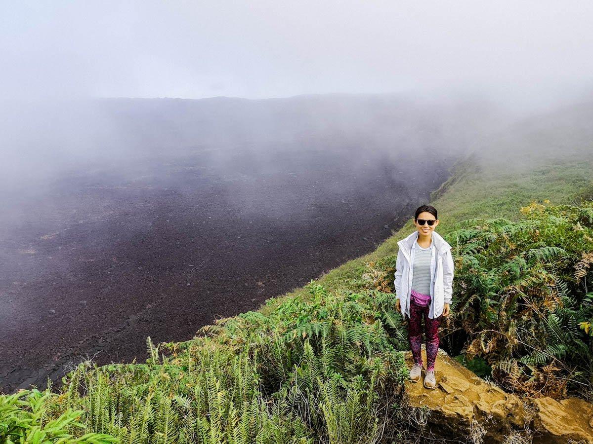 Sierra Negra Isabela Island Galapagos