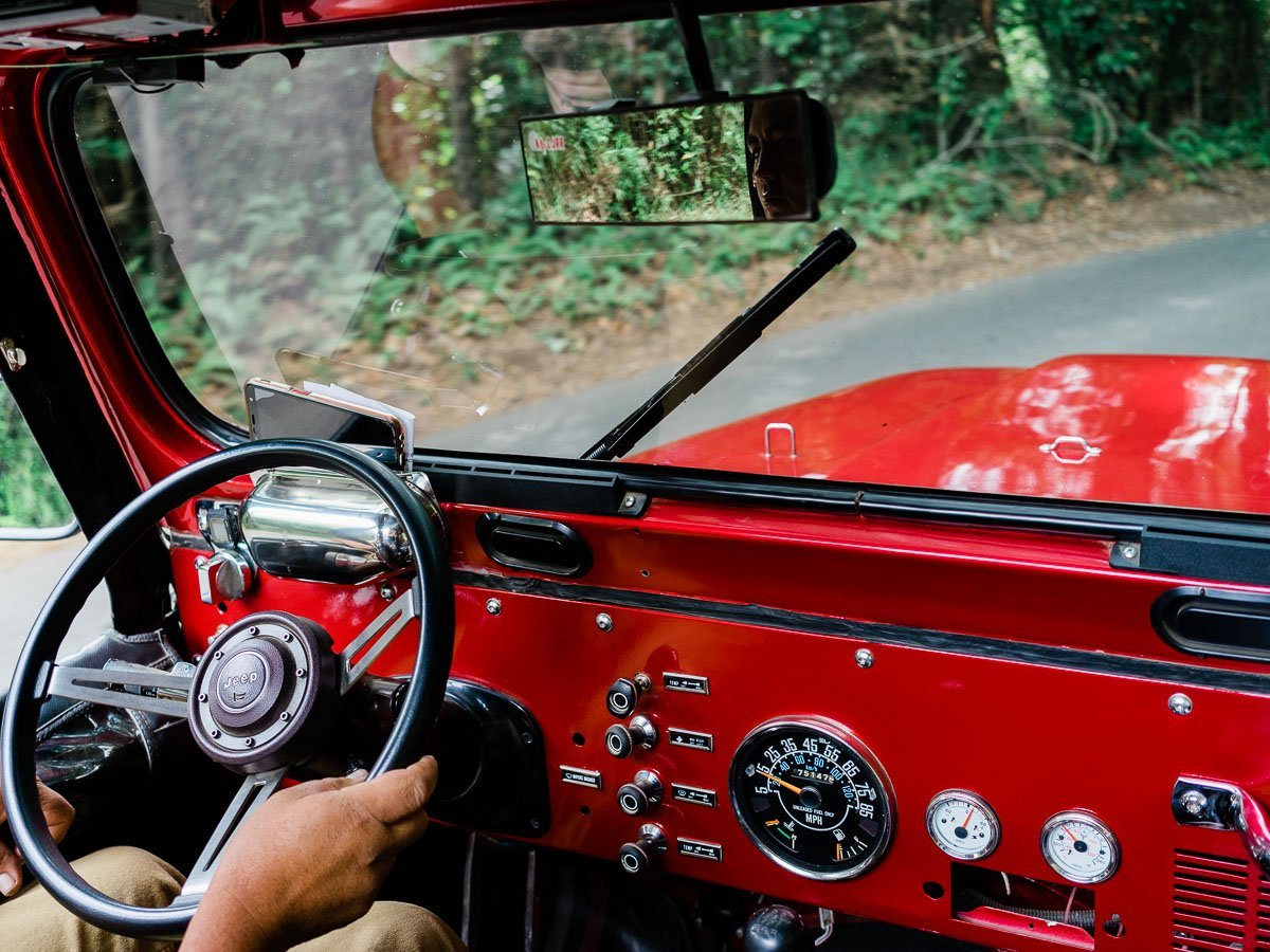 Salento Jeep Ride to Cocora Valley